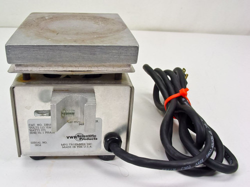 VWR Scientific 220 Mini-Hot Plate / Stirrer -AS-IS Motor Doesn't Work