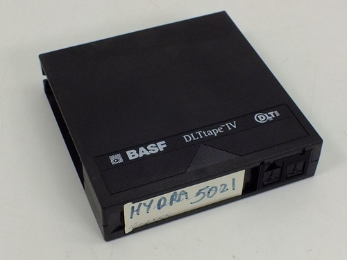 BASF DLTtape IV Magnetic Digital Linear Tape Cartridge USED