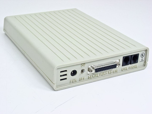 Best Data 2834FX 28,800bps Smart One Modem - V.34 Fax V.17 - No Power Supply
