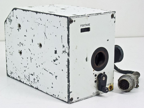 Mitchell HS-16-F2 High Speed 16mm Camera Housing w/ Movement - Vintage Film