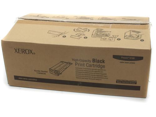 Xerox 113R00726 Phaser 6180 Color Laser Printer High Capacity Black Cartridge