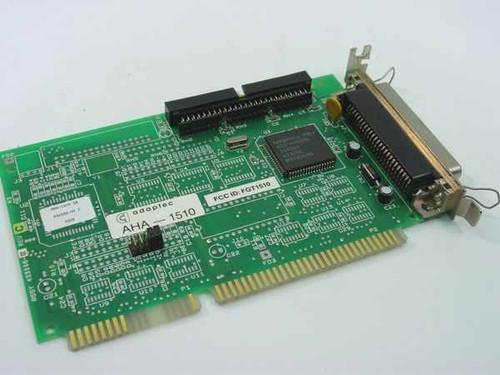 Adaptec AHA-1510 16-Bit ISA SCSI Controller Card