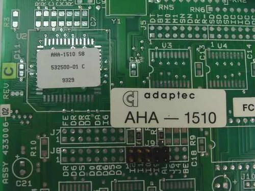Adaptec ISA SCSI Controller 16-bit (AHA-1510)