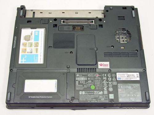 "HP / Compaq nc6230 14"" Laptop PU985AA - No HDD, RAM ,Fan, PSU or Battery - As Is"