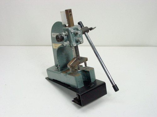 "Generic Small Manual Benchtop Press for Machine Shop and/or Crafts - 2"" Stroke"