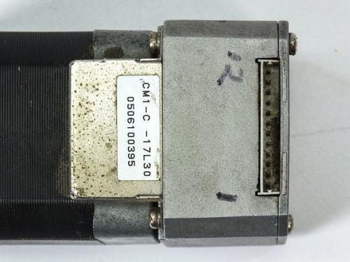 Cool Muscle CM1-C-17L30 Servo Motor Computer Type 24VDC 18W 3000RPM