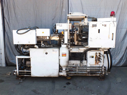 Sumitomo SD30 CD/DVD/Blu-Ray Disk Injection Molding Machine - As Is / For Parts