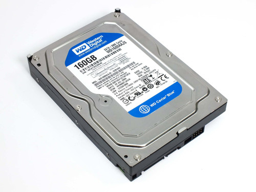 """Western Digital WD1600AAJS 160GB 3.5"""" SATA Hard Drive"""