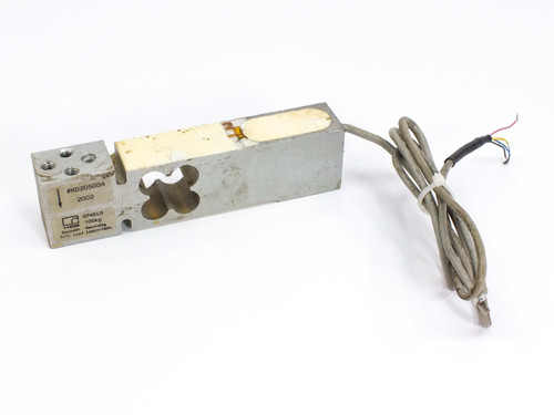 HBM SP4EC3 100 kg Single Point Load Cell Exposed Wire - AS IS