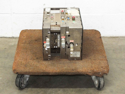 Meiki DVD/CD Mold for Injection Molder Kata Systems -AS-IS Rust Buildup MDMI