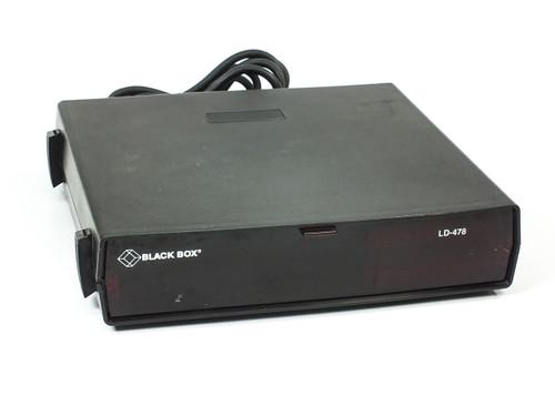 Black Box ME728A8-Port Asychronous Line Driver Multiplexor  150-0528-103