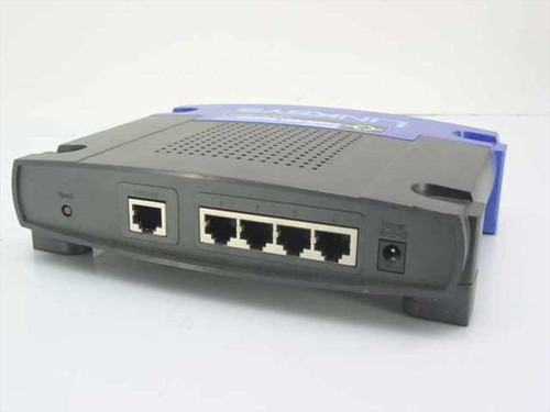 Linksys Etherfast Cable/DSL Router with 4-Port Switch (BEFSR41 v3)