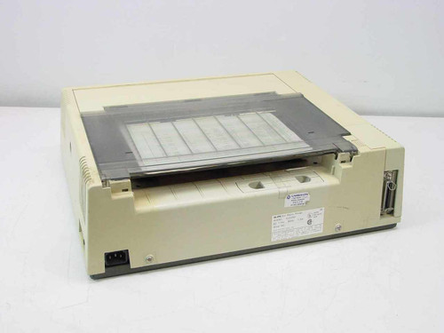 Alps ALQ224e Dot Matrix Printer - ALQ200 - Missing Knob - AS IS