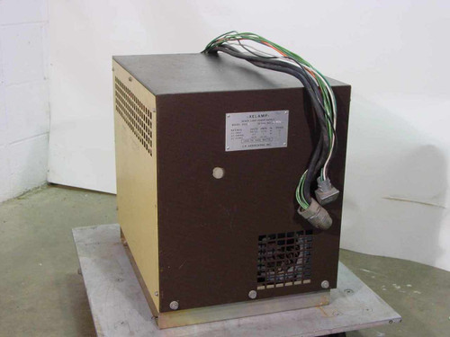 L.P. Associates 8532 Xelamp Xenon Lamp Power Supply 20/36 V DC 60/100 A - As Is