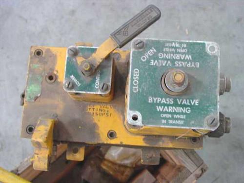 Lear Siegler Hydraulic Pump 137-1001