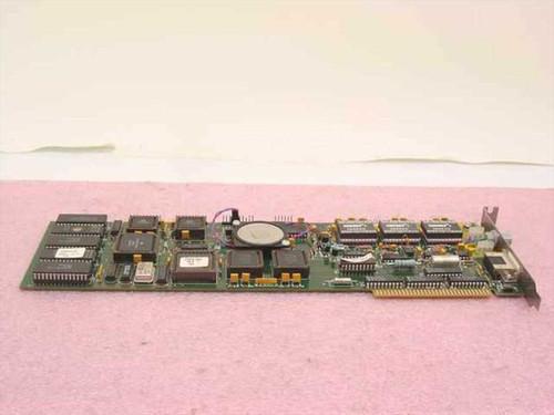 Ventritex Isolation Amplifier Card 8 Bit PCB 3000172 2000373
