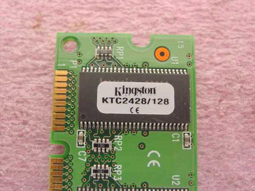 Kingston 128MB 16MX64 SDRAM Memory (KTC2428/128)