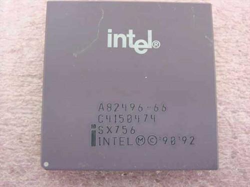 Intel SX756 66Mhz Cache Controller Ceramic A82496-66