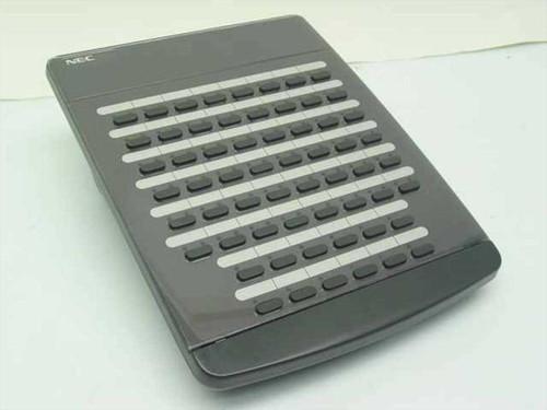 NEC EDW-48-2 BK 48-Button Black Console