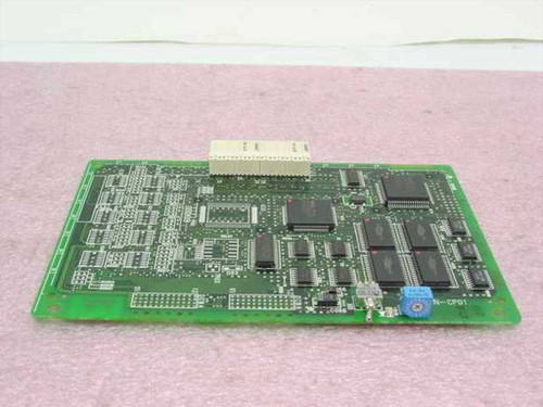 NEC CP01 NEAX 2000 IVS Processor Card from Integrated Voice Mail Server