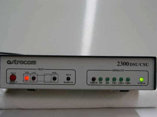 Astrocom Digital Data Service Unit 2300/3 DSU/CSU SA