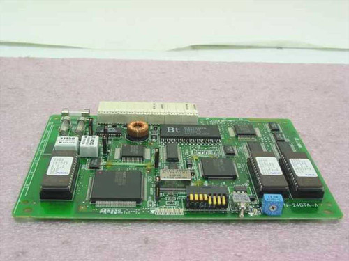 NEC Digital Trunk Interface NEAX 2000 IVS (24DTA-A)
