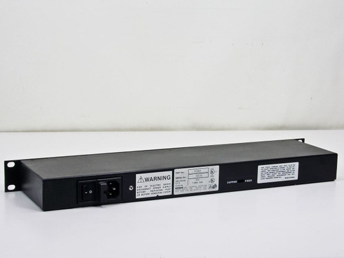 Black Box 4 Port Controller MUX Fiber Optic box MX330A-D