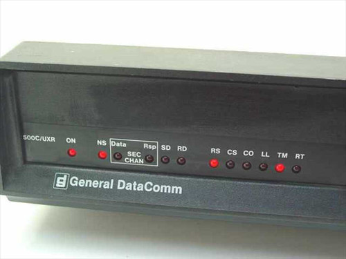 General DataComm Modem DE-17