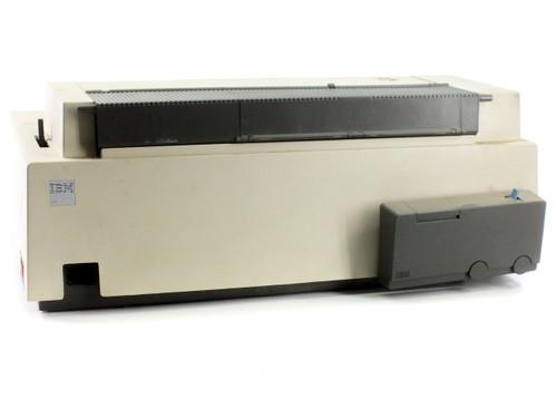 IBM 5216 Wheelprinter with 1353844 Academic Bookface Printwheel & 6082180 Serial