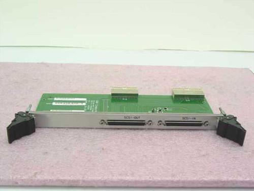 GNP 1-502928 RTM Wide SCSI I/O Board