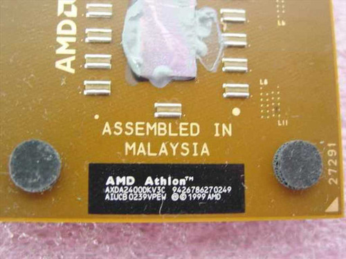 AMD Athlon XP 2400& 2Ghz/133/256/1.65V (AXDA2400DKV3C)