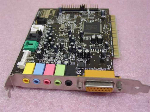 Dell 181UR Sound Blaster Live! PCI Card - Creative Labs CT4780 EMU10K1-NGF Chip