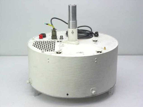Custom Channel Microwave AU323-5 Antenna in Round Enclosure