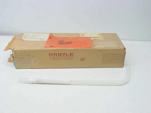 Sherwood 6515-00-140-8000 Medical Lot of 10 Surgical Plastic Drainage Tubes