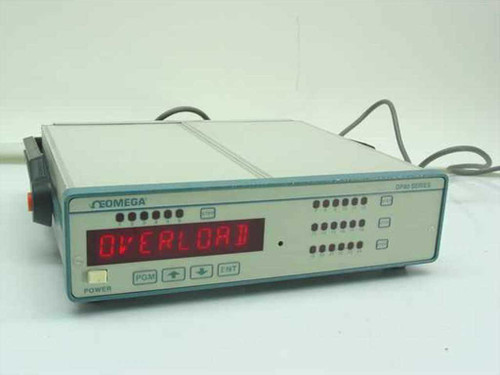 Omega DP85-T Digital Indicator for Temperature Sensors