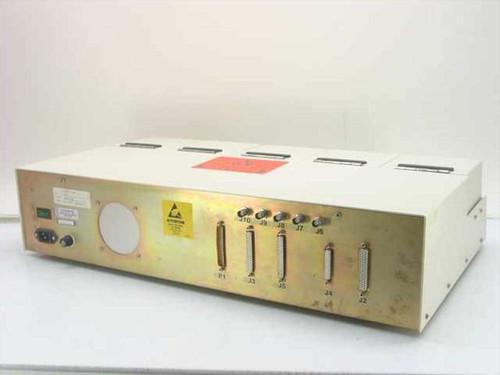 Elite Engineering Electrode Test Station Missing Button Caps 5 Station