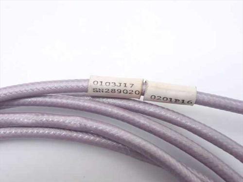 Coax cable Coax cable 10 Foot BNC connectors. 0103J17 0201P16