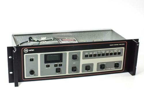 Varian VJW6769H1 Remote Control Unit VJW-6769 - Satcom / Microwave 01014870-00