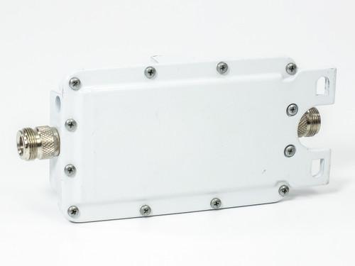 California Amplifier 1386 Line Amplifier DC Power Pass Thru LNA 3.7~4.2 GHz (0)