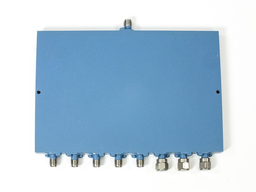 Merrimac PDM-81M-3.95G 8-Way Microwave Power Divider 3.6~4.2 GHz SMA Ports