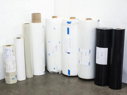 Solar Encapsulants for Solar Panel Production Lot of 1000 pounds EVA & Backsheet