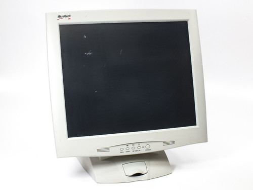 "3M 41-91367-117 17"" Touchscreen LCD Monitor - DVI USB Beige - No Power Supply"