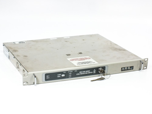 ARG 2400 Series G703 Protection Switch (2400-EQ49K-BOM)