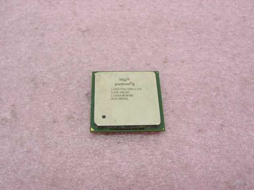 Intel P4 1.7 Ghz 256/400/1.75v Socket 478 CPU (SL5UG)