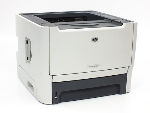 HP CB366A Monochrome LaserJet Printer 27ppm USB - P2015 - Missing Side Cover