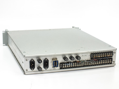 Locus Inc LNA Control / Monitor Panel - SatCom / RF / Microwave (RDS-1089)
