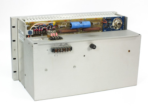 Larse SatCom / Microwave / RF Unit -AS-IS / FOR PARTS (6051B-24V-4/8KHZ-4W-MI)