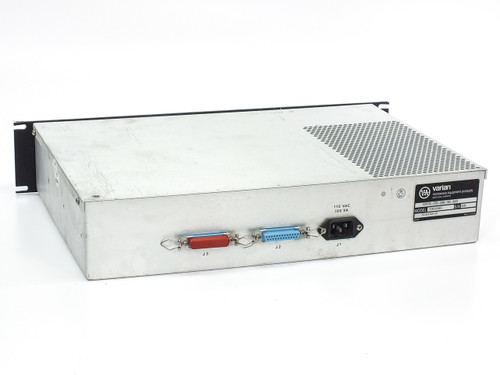 """Varian 01014548-00 Remote Control Channel Select Assembly - 19"""" Rackmount 2U"""