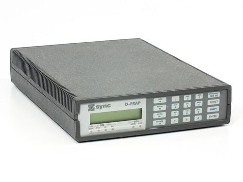 Sync D-FRAP WAN Frame Relay Access Probe - 56/64 Kbps Networking