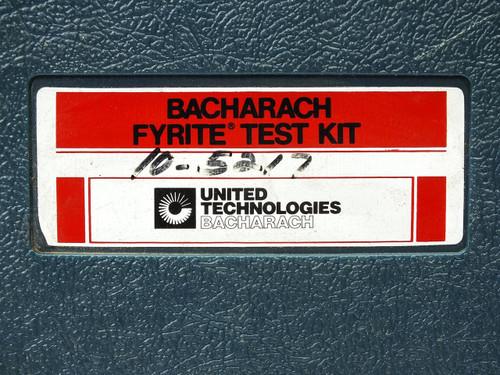 Bacharach 10-5217 Fyrite Gas Burner Combustion Test Kit - Standard - As Is